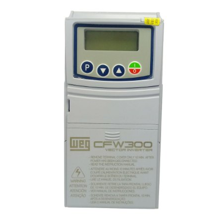 Manual inversor de frequência weg cfw10 easydrive clean monofásico