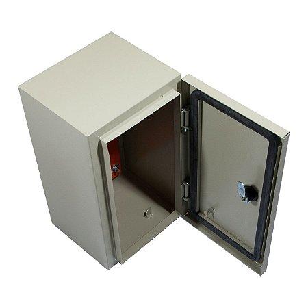 Caixa para Painel de Comando Eletrico 35x20x20 View Tech