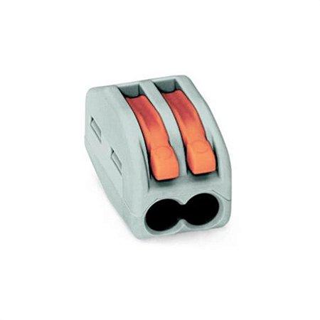 Conector de Emendas para Fios de 0.08 - 2.5mm - 2 Vias