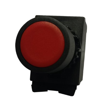 Botão Faceado Pulsador Vermelho Csw-BF1 Weg