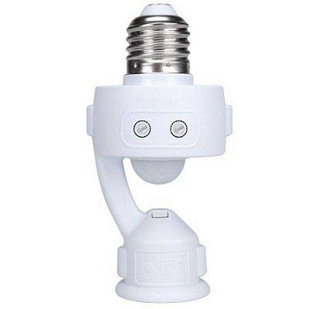 Sensor de Presença Ajustável Soquete E27 Margirius MPQ-40F