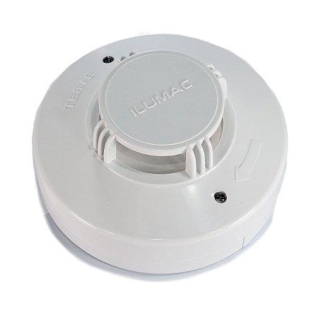Detector de temperatura e termovelocimétrico Ilumac 24Vcc