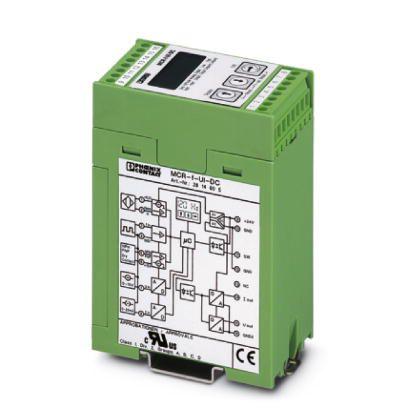 Transdutor de frequência - MCR-F-UI-DC