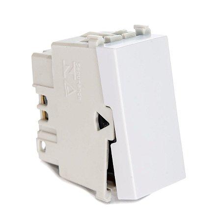 Modulo Interruptor Intermediario Refinatto 10A Weg Branco