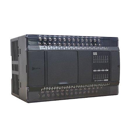 Controlador Lógico Programável Weg TPW04-324BR-A 100-240Vca