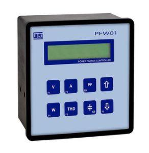Controlador Automático do Fator de Potência PFW01-T12 Weg