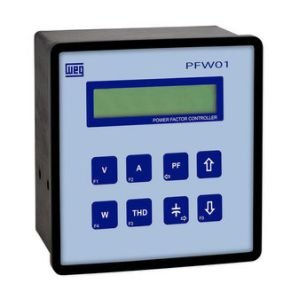 Controlador Fator de Potencia PFW01-T12 Weg