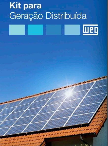 1655f23ce6b Kit Gerador de Energia Solar Fotovoltaica 5