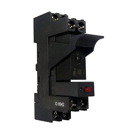 Relé Modular de Interface 24Vdc 8A Proauto