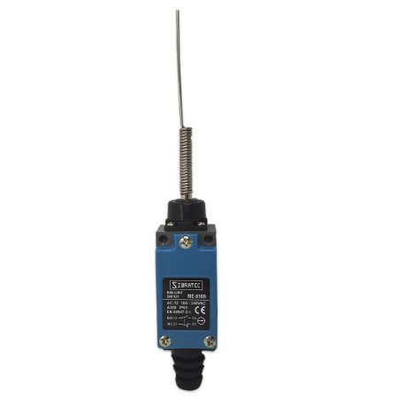 Chave Fim de Curso Metálico ME8169 Fio Helicoidal Sibratec