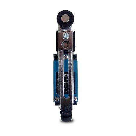 Fim de Curso Metálica ME8108 Roldana 18mm Ajustável Sibratec