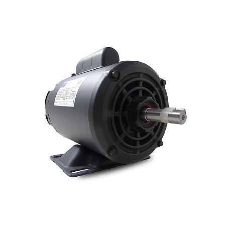 Motor Monofásico para betoneira Weg 1CV 4 Polos 110V 220V