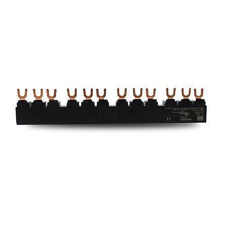 Barra de Distribuição para 4 Disjuntor Motor MPW 18-40 Weg