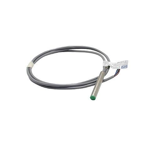 Sensor de Proximidade Indutivo Weg PNP 3 Fios 24VCC 6,5mm