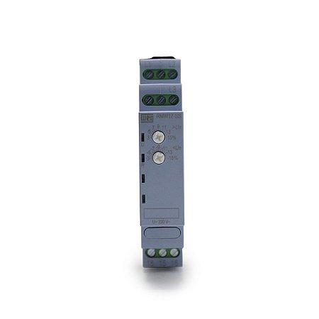 Rele Monitor de Tensao Trifasico Weg 220V RMW17 SS