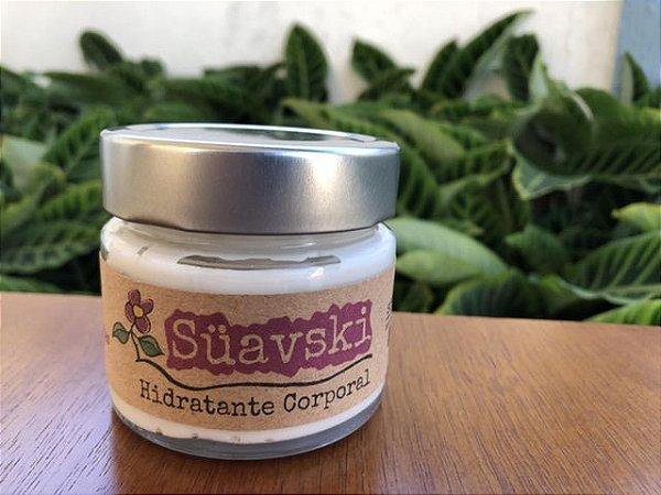 Süavski hidratante para o corpo