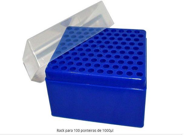Rack para Ponteira 200-1000ul - Global