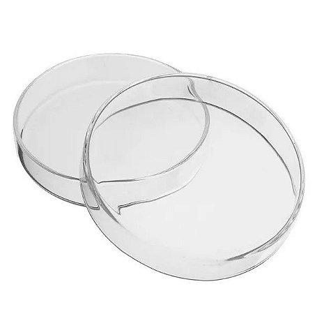 Placas de Petri de Vidro 80x15mm – C/05 - PRECISION