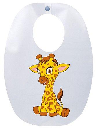 Babador Infantil Girafa - FunWork