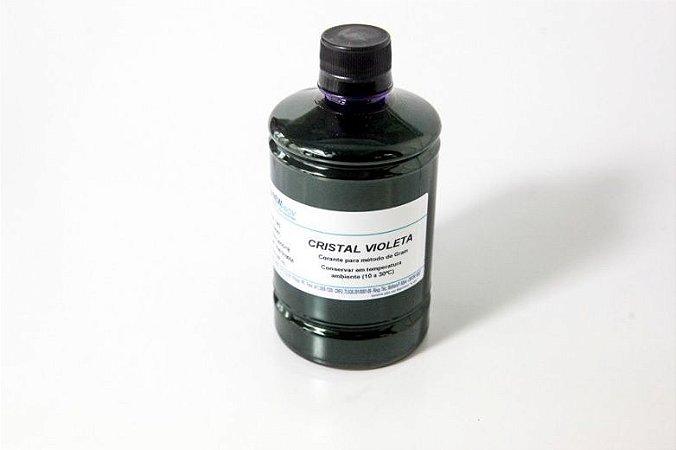 Cristal Violeta (método De Gram) - 500ml