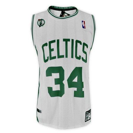 Camiseta Regata NBA Réplica Boston Celtics  Pierce 34