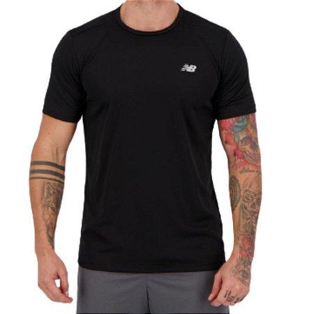 Camiseta New Balance Manga Curta Sport Tech Masculina