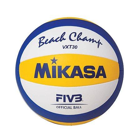 Bola de Vôlei de Praia Mikasa VXT30 - Padrão FIVB