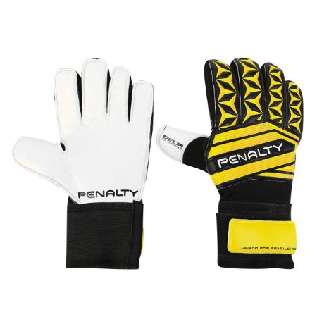 Luva de Goleiro Penalty Delta 3D Training