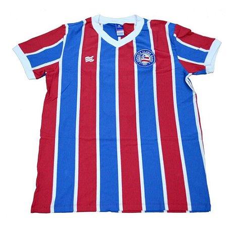Camisa Masculina Bahia 1988 Retrô