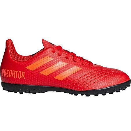 Chuteiras Adidas Predator 19.4 Tf Jr