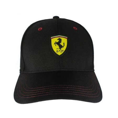 Boné Ferrari Fanwear BB Cap