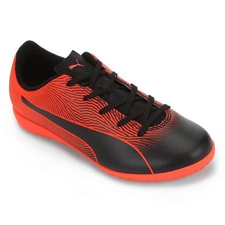 Chuteira Futsal Infantil Puma Spirit III IT Jr Bdp