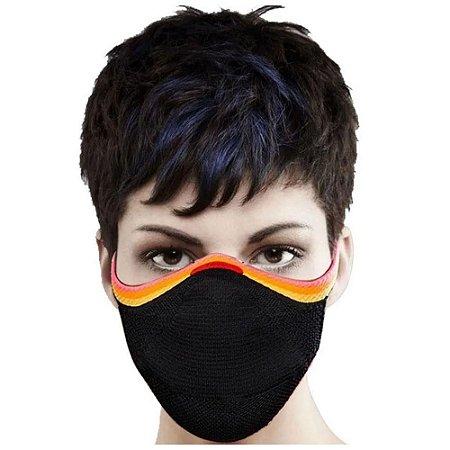 Máscara de proteção Fiber Knit Pride Unissex