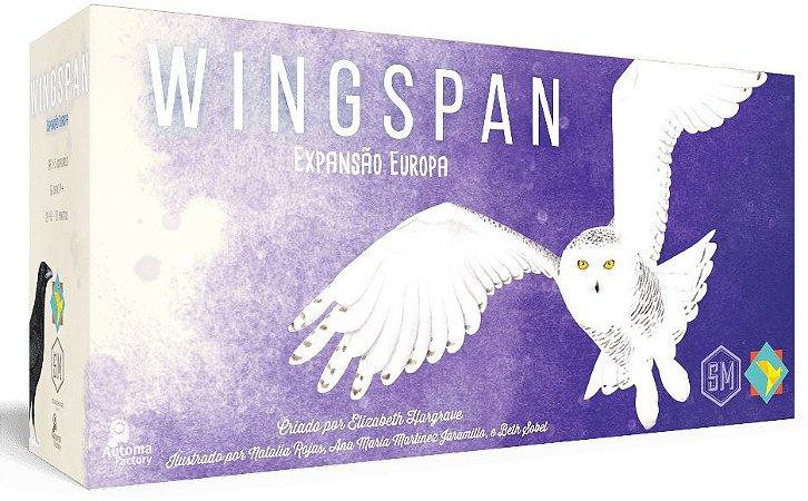 Wingspan Expansão Europa