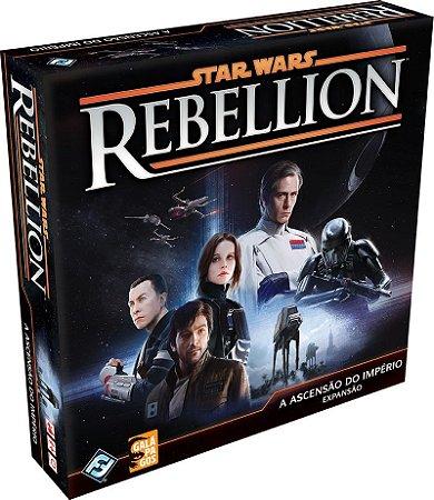 Star Wars Rebellion A Ascensão do Império