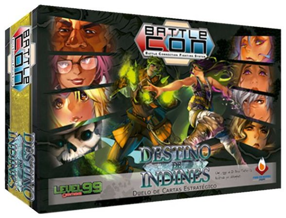 BattleCON - Destino de Indines