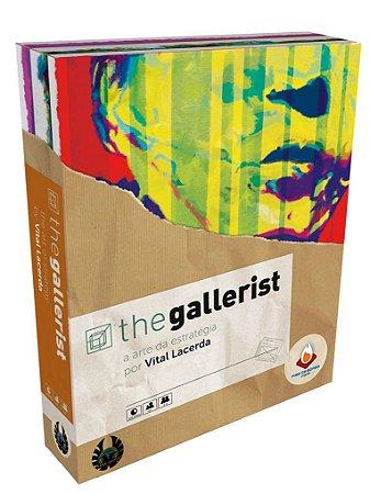 The Gallerist - A Arte da Estratégia