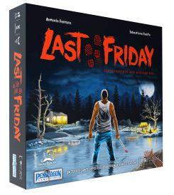 Last Friday + Personagem Extra