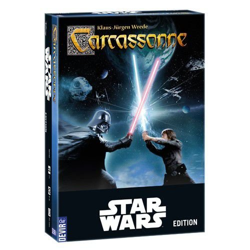 Carcassonne Star Wars