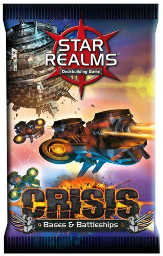 Star Realms Crisis Bases e Navios de Guerra