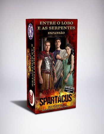Spartacus Entre o Lobo e as Serpentes