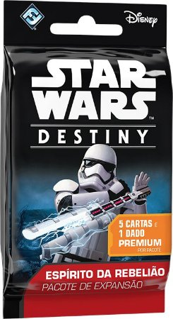 Star Wars Destiny - Espirito da Rebelião