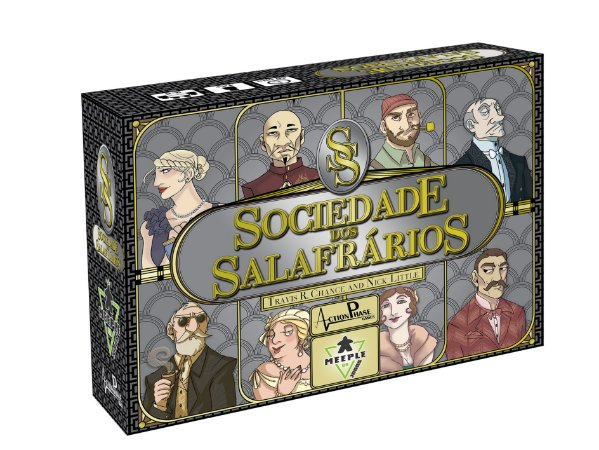 Sociedade dos Salafrários