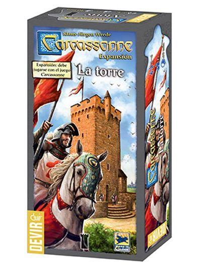 Carcassonne A Torre 2ª edição