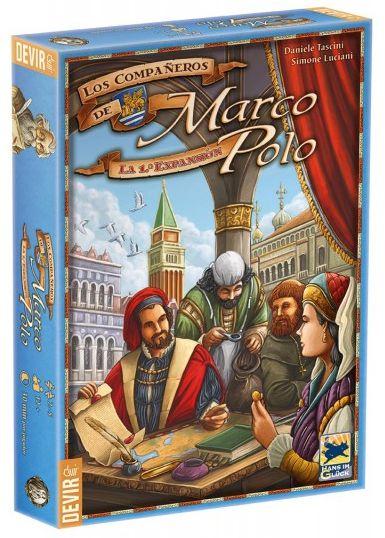 Viagens de Marco Polo - Os Companheiros de Marco Polo