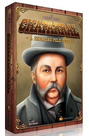 Chaparral - A Expansão pelo Oeste