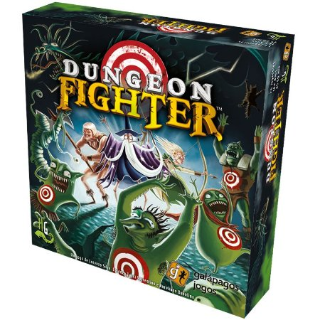 Dungeon Fighter + 4 Expansões