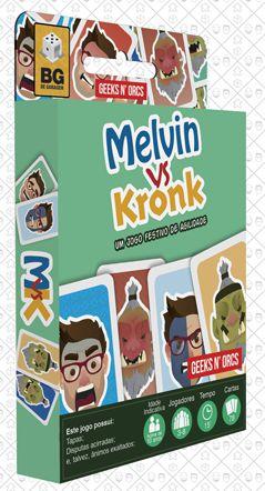 Melvin Vs Kronk + Promo Diversão Offline
