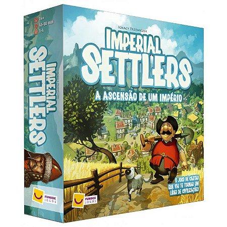 Imperial Settlers + 2 Mini Expansões