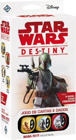 Star Wars Destiny - Boba Fett Pacote Inicial